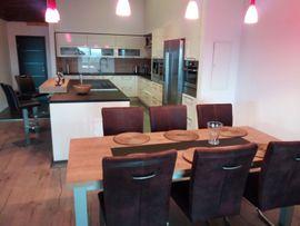 Küchenzeilen, Anbauküchen - L Form Küche mit Kochinsel