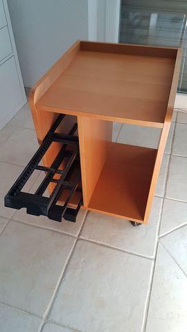 Büromöbel - PC Rollcontainer