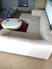 Couch Sofa Wohnlandschaft U-Form