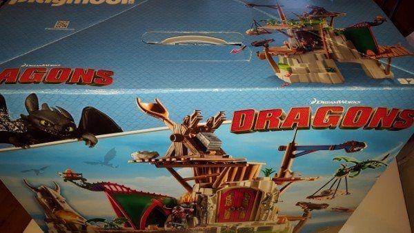 Original Playmobil Dragons