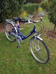 Damen-Fahrrad Pegasus kaum benutzt