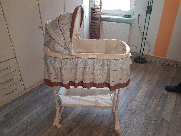 Stubenwagen wiege in fallingbostel wiegen babybetten