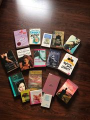 Bücher Romane einzeln oder alle