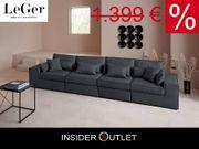 XXL Big Sofa Ceyda 360cm