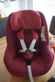Maxicosi 2way Pearl Robin Red