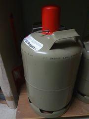 campinggasflasche grau 11 kg voll