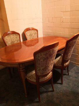 Tisch Stuehle Antik Haushalt Mobel Gebraucht Und Neu Kaufen Quoka De
