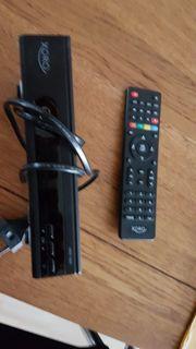 Fernsehen Kabel Reziever
