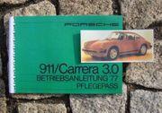 Betriebsanleitung Porsche 911 2 7