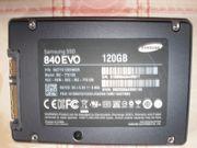 SSD-Laufwerk 120 GB 2 5
