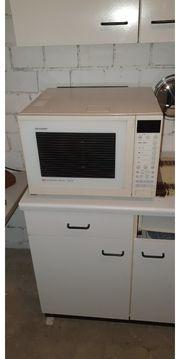 Mikrowelle Inverter von Sharp 1000