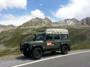 Land Rover Defender Expeditionsmobil