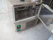 Eisschockfroster Tecnomac mit UV Sterelizing