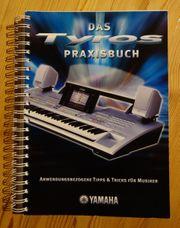 Praxishandbuch für Yamaha Tyros1 Keyboard