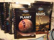 DVD Reihe Space entdecke den