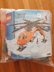 Lego City Arktis Helikopter 60034