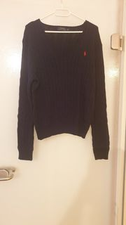 Ralph Lauren Pullover Damen dunkelblau