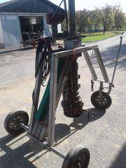 Gülletauchmotorpumpe 7 5 kW Bauer