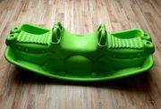 Krokodil zum Schaukeln und Wippen