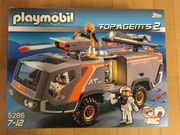 Playmobil Top Agents 2 5286