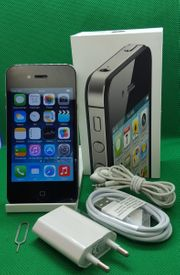 Apple iPhone 4S - 16GB - Schwarz