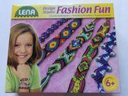 LENA® Bastelset Fashion Fun Freundschaftsbänder