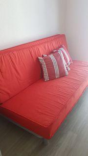 Sofabett stabil bequem nur wenige