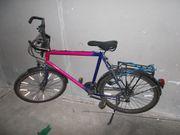 Altes Mountain Bike
