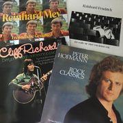 LP Langspielplatten - Liedermacher - Hits - Romantik -