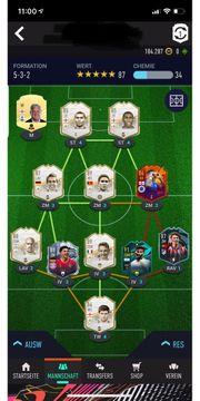 Fifa 21 Ut Team PS4