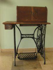 Singer Nähmaschine antik