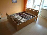 Bett buche Liegefläche 140x200 cm