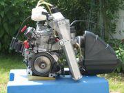 Rotax Max Senior Motor