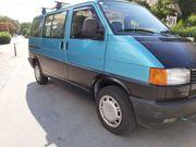VW T4 Multivan mit Camperausbau