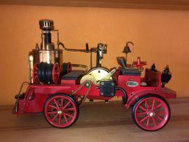 Dampfmaschine Feuerwehrauto von Wilesco D305