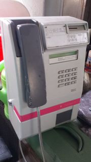 Münztelefon Clubtelefon 5 Telekom