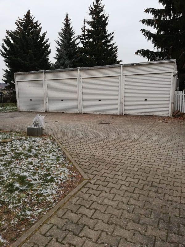 Garage Doppelparker