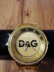 D G herren Armbanduhr