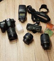 Nikon D7000 Komlettset
