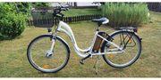 Prophete Alu-City E-Bike - E-200 28er