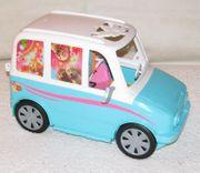 Barbie Hunde-Mobil