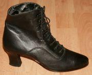 Schwarze Stiefeletten - Größe 5 bzw 38