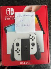 Nintendo Switch oled neu ovp