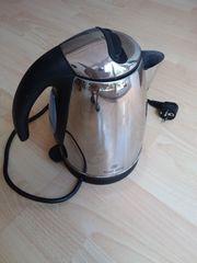 Wasserkocher Russell Hobbs gut erhalten