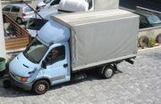 Iveco Lieferwagen mit Dachspoiler Diesel