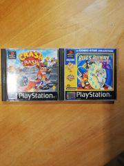 PS1 Spiele Bugs Bunny Auf
