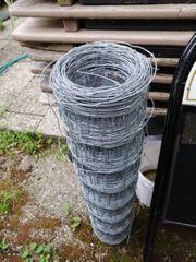 Metall Zaun verzinkt