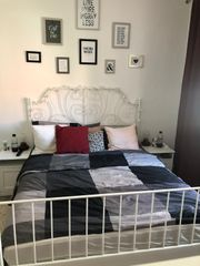 LEIRVIK Bett 160x200 - von IKEA -