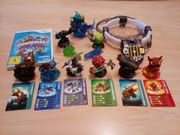 Wii Skylander Trapteam