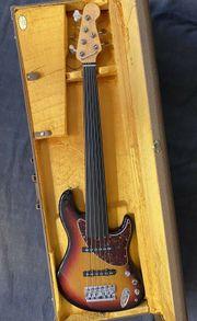 Fender Jazz Bass VI Steve
